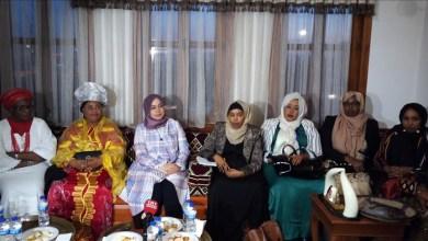 Photo of 20 نائبة صومالية يزرن مركزا ثقافيا إفريقيًا بأنقرة