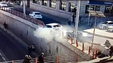 Photo of شاهد .. حادث خطير في إحدى الولايات التركية