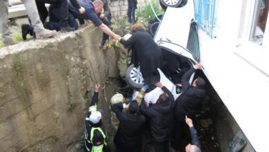 Photo of شاهد .. إصابة عائلة كاملة أثناء ذهابها للتصويت بالانتخابات في اسطنبول