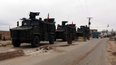 "Photo of قوات تركية وروسية تسير أول دورية منسقة ومستقلة في ""تل رفعت"" السورية"