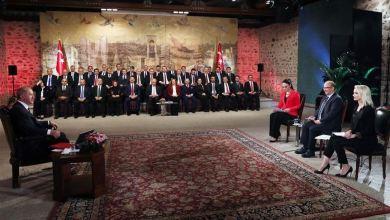 Photo of أردوغان يجدد تعهده بإعادة متحف آياصوفيا إلى أصله كمسجد