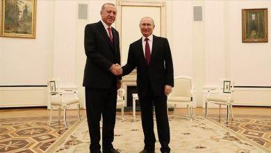 """Photo of بوتين: نقل منظومة """"إس 400"""" إلى تركيا مدرجة ضمن أجندتنا"""