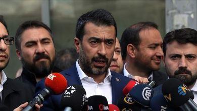 "Photo of ""العدالة والتنمية"" التركي يعترض على نتائج الانتخابات في أنقرة"