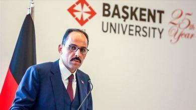 Photo of قالن: تركيا جزء من الهندسة الأمنية للغرب