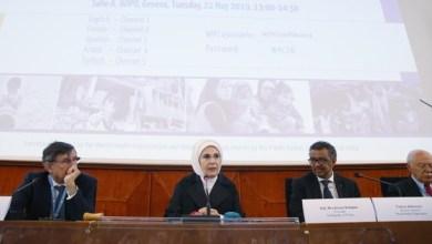 Photo of أمينة أردوغان: نولي أهمية قصوى لاستدامة الحملة الصحية التركية العالمية
