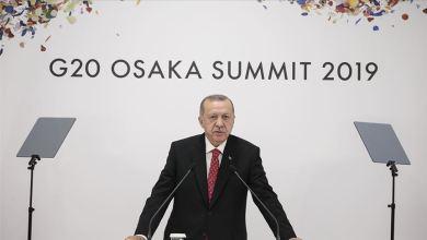 Photo of أردوغان: يجب عدم تغييب مقتل خاشقجي ووفاة مرسي عن أجندة العالم