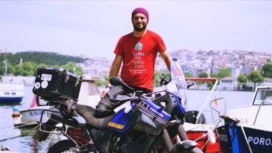 Photo of تركي يجول على 34 بلدا تضامنا مع مصابي متلازمة داون