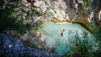 """Photo of """"مسبح الملك"""" بأنطاليا التركية.. جنة مخفية وسط الغابة"""