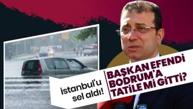 "Photo of ""أين إمام أوغلو؟"".. أهالي إسطنبول يبحثون عن رئيس بلديتهم"