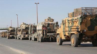 Photo of تركيا.. إرسال تعزيزات عسكرية تركية إلى نقاط المراقبة في إدلب