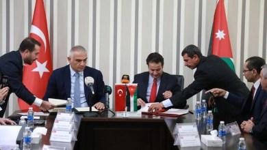 Photo of إعلان عام 2020 عام التبادل الثقافي بين تركيا والأردن