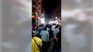 Photo of بالفيديو.. مصريون في القاهرة والمحافظات يهتفون بسقوط السيسي