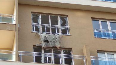 """Photo of سقوط قذائف أطلقها إرهابيو """"ي ب ك"""" على """"ماردين"""" التركية"""
