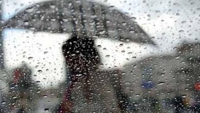 Photo of تحذير من أمطار غزيرة ورياح في إسطنبول