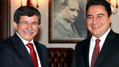 Photo of هل تقدم داوود أوغلو و باباجان بطلب إلى وزارة الداخلية التركية لإنشاء الحزب الجديد؟