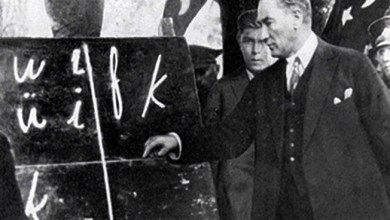 Photo of كيف تمّ تغيير الحروف في تركيا؟