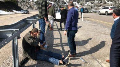 Photo of إصابة 4 سوريين بحادث سير في قونيا