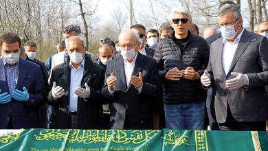 """Photo of أردوغان يعزي زعيم """"الشعب الجمهوري"""" المعارض في وفاة شقيقته"""