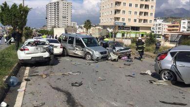 Photo of مصرع 5 أشخاص في حادث سير بولاية هطاي