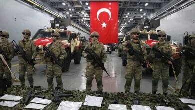 """Photo of سخرية من قوات """"حفتر"""".. روّجت لنفسها بنشيد شهير خاص بالكوماندوز التركي! (شاهد)"""
