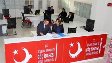 Photo of إدارة الهجرة التركية تسهّل على المقيمين الأجانب التقدم لاستخراج الإقامة.. هذه التفاصيل
