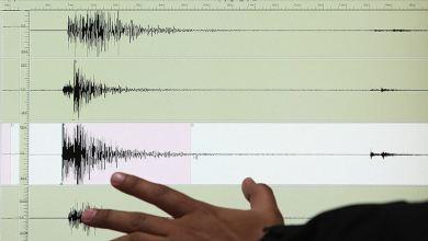 Photo of زلزال بقوة 5.6 درجة على مقياس ريختر