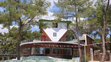 Photo of في أنطاليا التركية.. منزل مقلوب يدور حول نفسه 360 درجة !