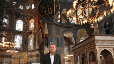 """Photo of بعد الافتتاح الكبير .. قرار جديد من الرئيس أردوغان بشأن """"أيا صوفيا"""""""