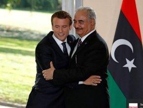 Photo of ماكرون غاضب.. هل مرغت تركيا أنفه في رمال الصحراء الليبية؟