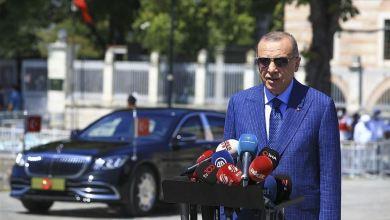 Photo of أردوغان: اتفاق اليونان ومصر لترسيم الحدود البحرية لا قيمة له