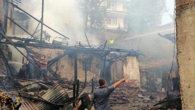 """Photo of حريق مأساوي معظم ضحاياه أطفال في ولاية """"جوروم"""" وسط تركيا"""
