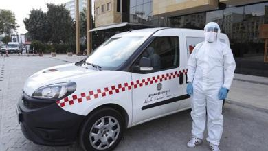Photo of (تاكسي الكورونا) .. خدمة جديدة تطلقها ولاية تركية
