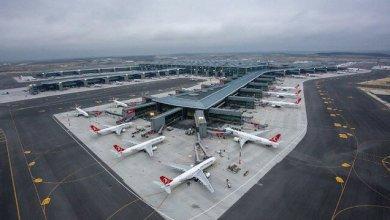 "Photo of في ""عيد الجمهورية"".. مطار إسطنبول يحتفل بذكراه الثانية"