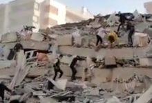 Photo of زلزال ازمير اليوم 6.6 درجة .. مشاهد مباشرة