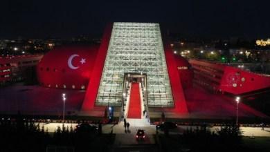 Photo of أردوغان يفتتح مبنى أوركسترا السيمفونية الرئاسية بأنقرة