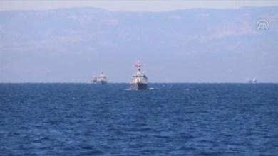 Photo of القوات التركية في مياه المتوسط