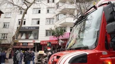 Photo of أم تركية تنقذ أطفالها من حريق برميهم من النافذة