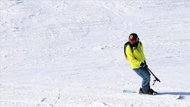 """Photo of إقبال كبير على مركز """"إلغاز"""" للتزلج في قسطمونو التركية"""