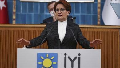 """Photo of زعيمة حزب """"إيي"""" المعارض ميرال أقشنر شمال قبرص دولة مستقلة"""