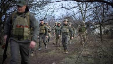 "Photo of قلق من اندلاع ""حرب أهلية"" في أوكرانيا.. ماذا قالت روسيا؟"
