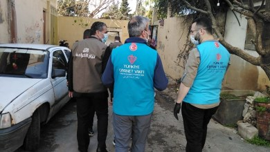 """Photo of """"وقف الديانة"""" التركي يتفقد طرابلس اللبنانية.. ويقدم مساعدات رمضانية"""