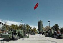 Photo of تسليم منظومات دفاع جوي قصيرة المدى للجيش التركي
