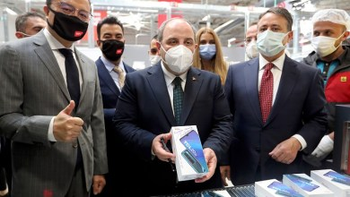 Photo of ماركة عالمية تبدأ انتاج هواتفها الذكية في تركيا