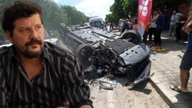 Photo of ممثل تركي شهير يتعرض لحادث خطير خلال رحلته في ولاية مرسين