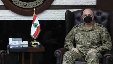 Photo of قائد الجيش اللبناني يتوجه إلى تركيا