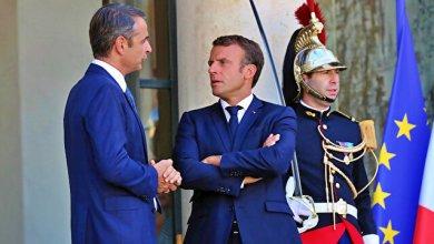 Photo of في مواجهة تركيا.. اليونان تتكئ على قوة فرنسا النووية