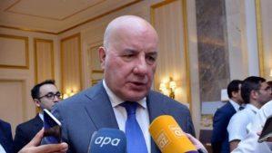 AMB-nin sədri Elman Rüstəmov