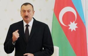Azərbaycan Respublikasının Prezidenti İlham Əliyev