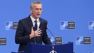 NATO-nin baş katibi Yens Stoltenberq