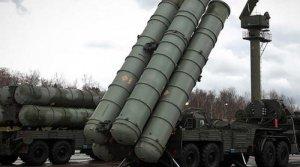 """""""S-400"""" zenit-raket sistemləri"""